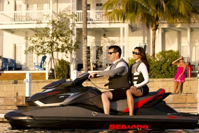 Sea-Doo GTX iS LTD