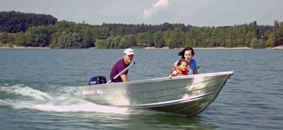 Marine light aluminium fishing boat manufacturers